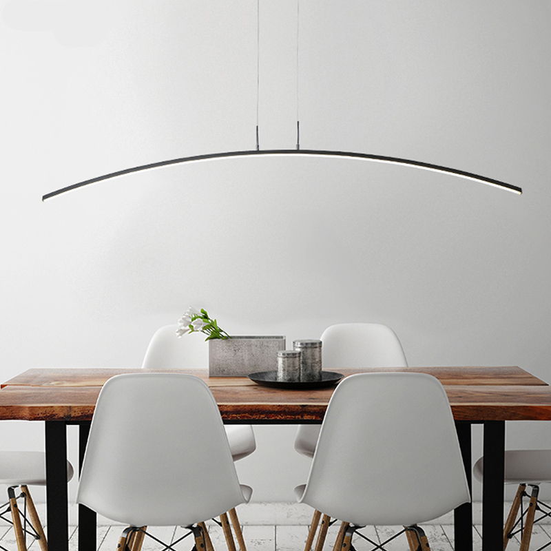 Postmodern Arch Pendant Light