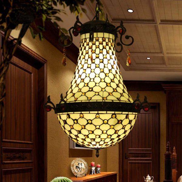 Chimney Design Tiffany Pendant Lights