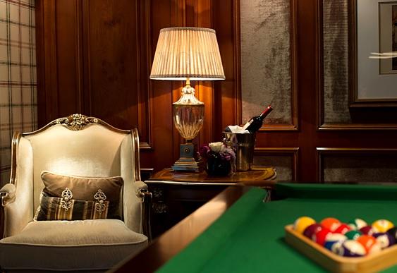 Luxury European Crystal Table Lamp