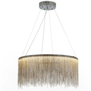Post-modern Chain Chandelier Pendant Light