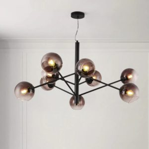 Postmodern Irregular Pendant Lamp Light