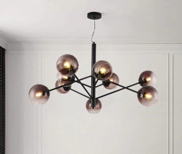 Postmodern Irregular Pendant Lamp Light