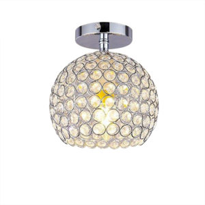 Postmodern Decorative K9 Crystal Ceiling Light