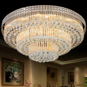 High Quality Luxury Crystal Chandelier