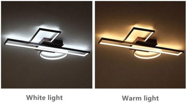 Creative Minimalist Ceiling Light Fixture