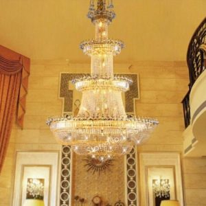 Luxury Boutique Crystal Chandelier