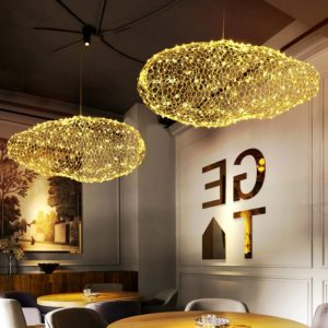 Postmodern Decorative Nano Pendant Lights