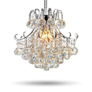 Luxury Crystal Chandelier Luster Glow