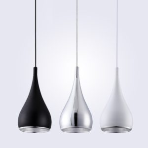 Minimalist Decorative LED Pendant Lights