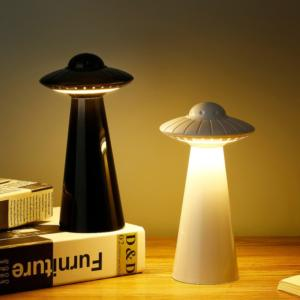 Decorative LED UFO Night Light