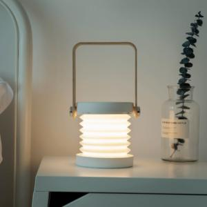 Postmodern Expandable LED Lantern