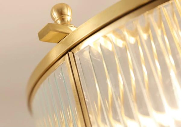 Boutique Copper Pendant Lamp