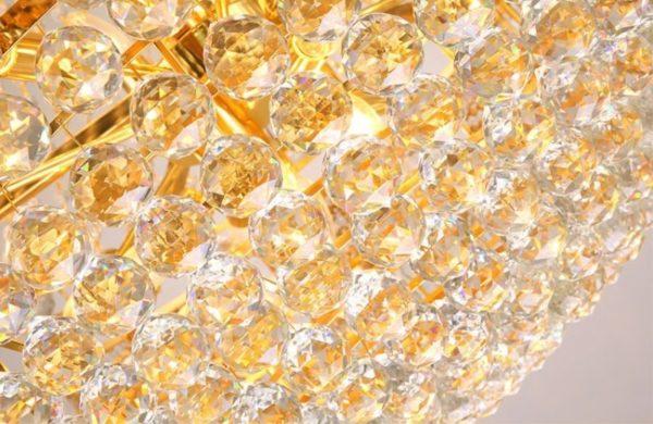 European Style K9 Crystal Chandelier