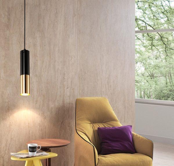 Minimalist LED Single Pendant Light