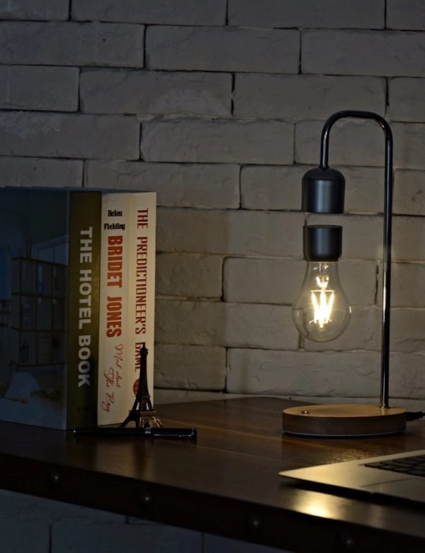 Sci-fi Levitating Desk Lamp