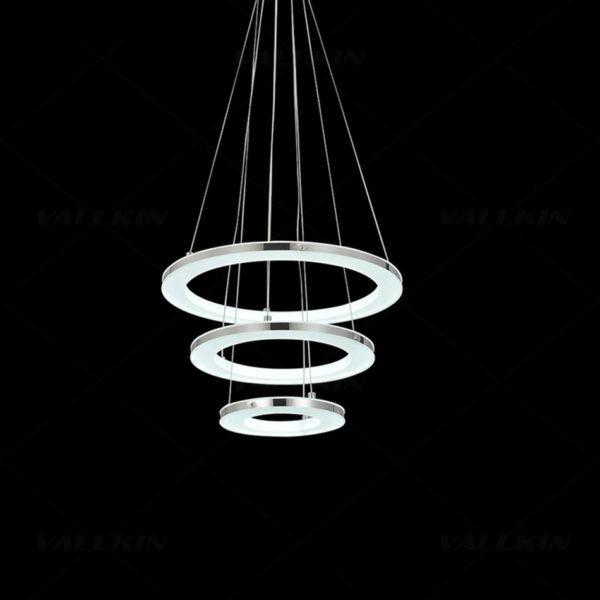Ultra-modern Pendant Light Rings