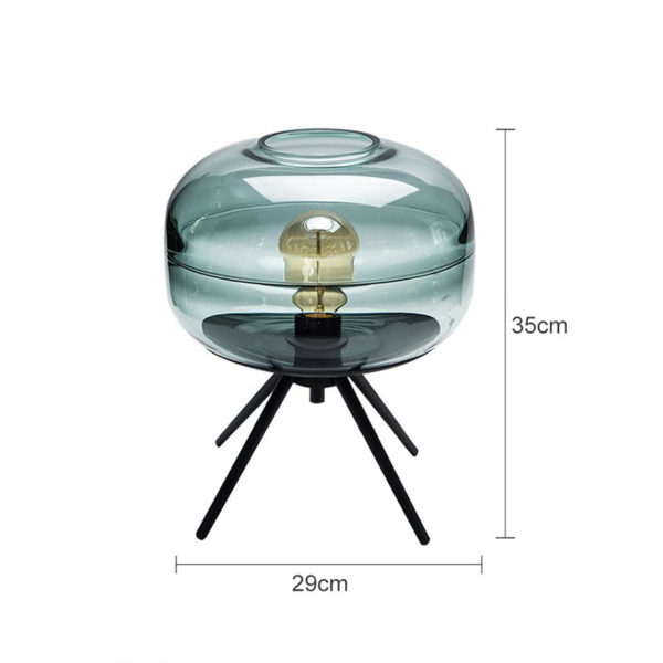 Water Effect Table Lamp