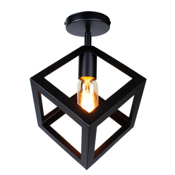 Geometric Ceiling Lights Adjustable Ceiling Lamp