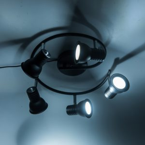 Black LED Ceiling Lights