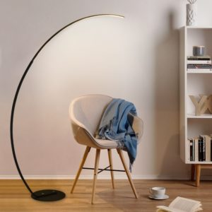 Modern Arch LED Floor Lamp