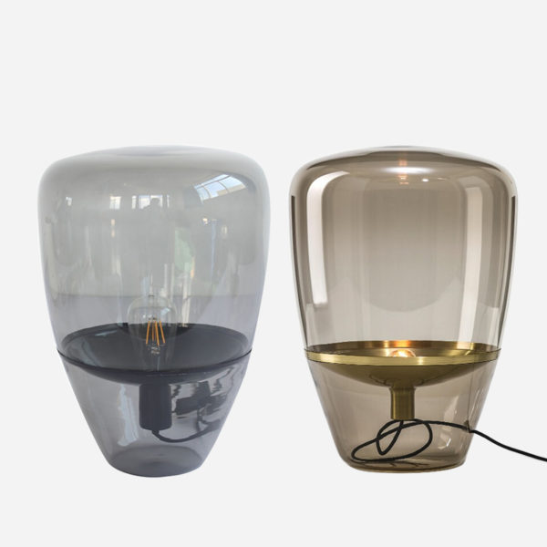 Balloon Glass Table Lamps