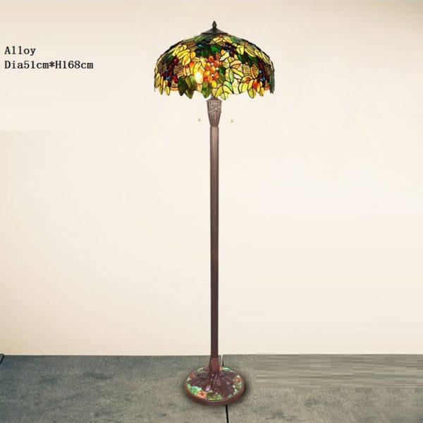 GARDEN - Tiffany Floor Lamps 4