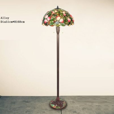 GARDEN - Tiffany Floor Lamps 1