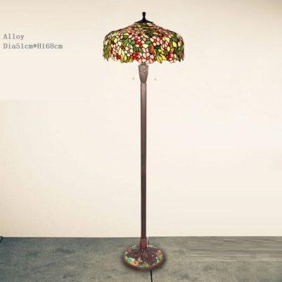 GARDEN - Tiffany Floor Lamps 2