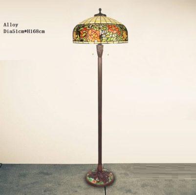 GARDEN - Tiffany Floor Lamps 3