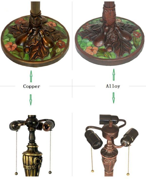 GARDEN - Tiffany Floor Lamps base