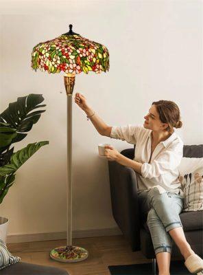 GARDEN - Tiffany Floor Lamps