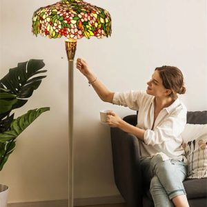 GARDEN - Tiffany Floor Lamps