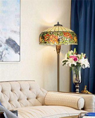 GARDEN - Tiffany Floor Lamps on sale